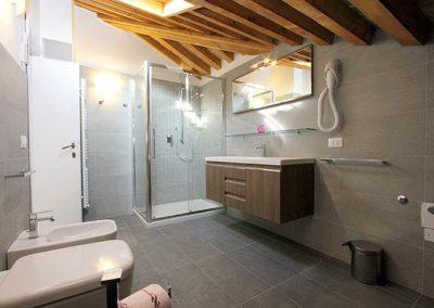 Appartamento Albrizzi - bagno