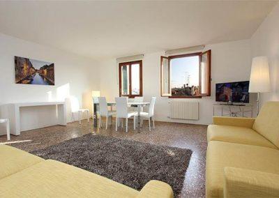 Appartamento Albrizzi - salotto
